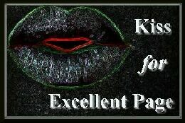 Kiss for Excellent Page